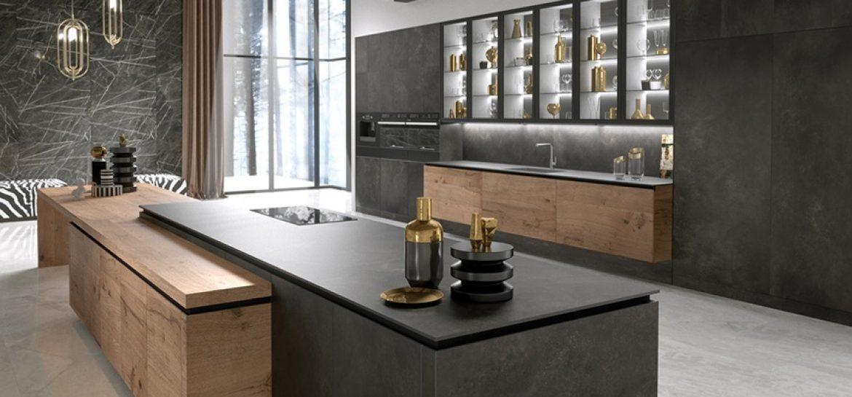Luxury Modern Kitchens Trend 2018 Sakar Homes